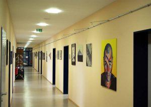 Jahresausstellung der Inklusiven Jugendkunstschule 2017