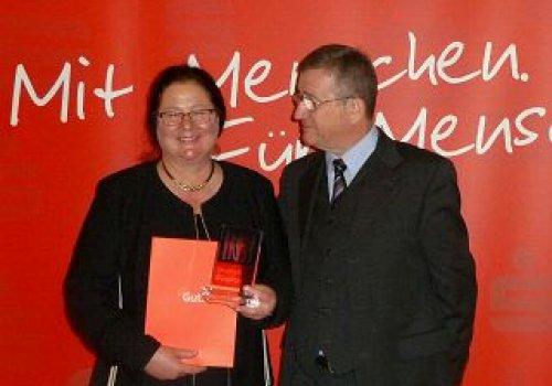 Verleihung des deutschen Bürgerpreises
