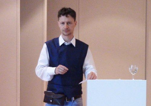 Video zum Fachvortrag mit Dr. Milan Meder aus Bad Gottleuba